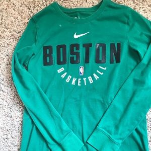 NIKE Boston Long Sleeve Shirt